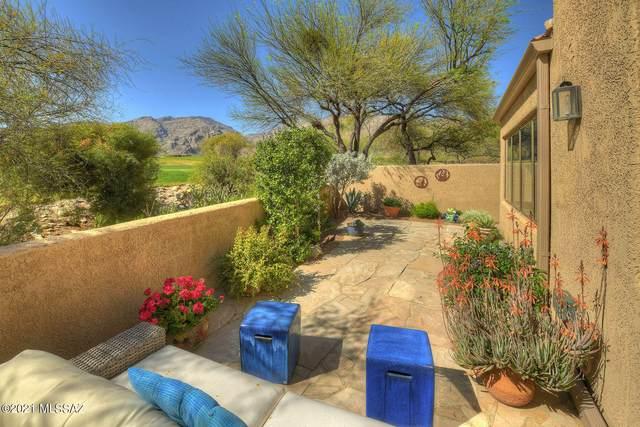 6913 E Nuthatch Trail, Tucson, AZ 85750 (MLS #22108946) :: The Luna Team