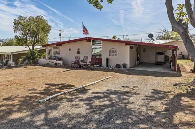 919 W Webb Drive, San Manuel, AZ 85631 (MLS #22108972) :: My Home Group