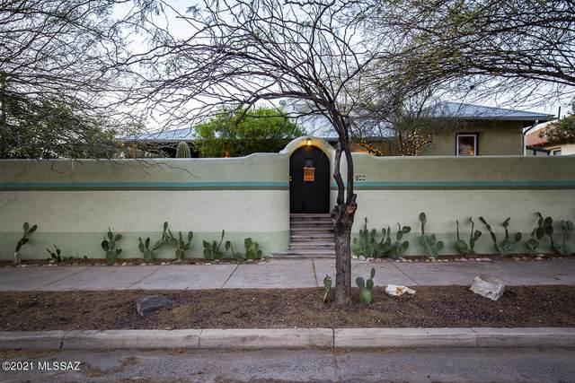 602 N 10Th Avenue, Tucson, AZ 85705 (#22108976) :: Tucson Real Estate Group