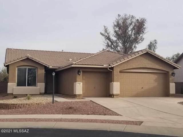 7396 W Tyler Place, Tucson, AZ 85743 (#22108988) :: Kino Abrams brokered by Tierra Antigua Realty