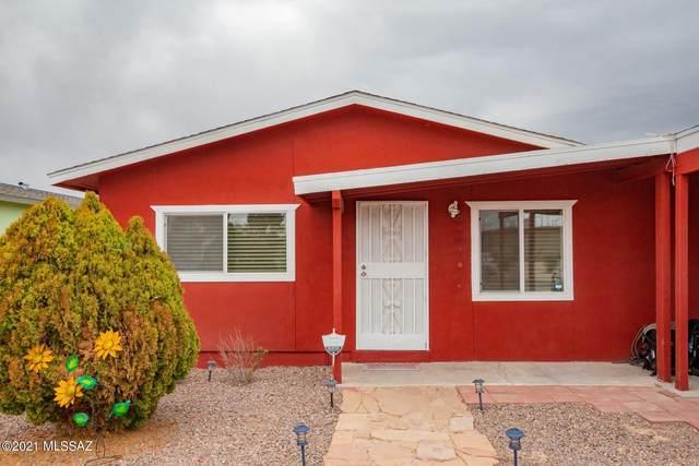 1421 E 28Th Street, Tucson, AZ 85713 (#22108989) :: Tucson Real Estate Group