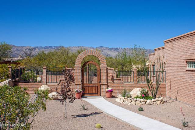 3060 N Soldier Trail, Tucson, AZ 85749 (MLS #22108996) :: The Property Partners at eXp Realty