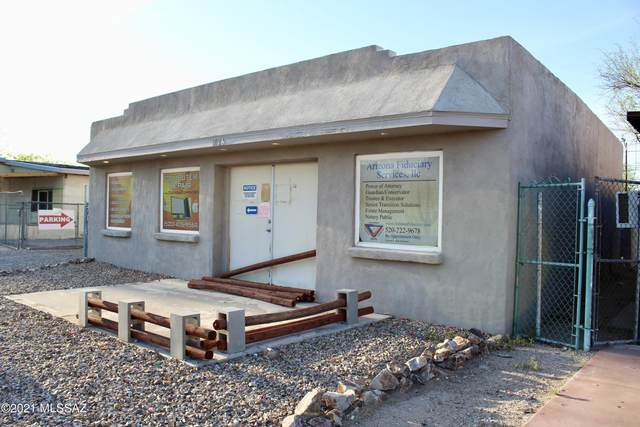 1016 W Saint Marys Road, Tucson, AZ 85745 (#22108998) :: Tucson Real Estate Group