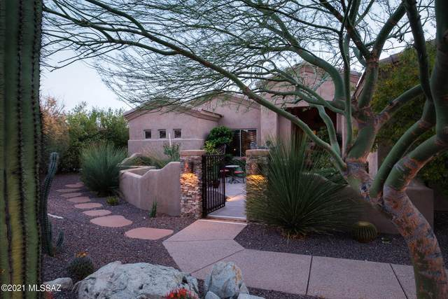 591 W Quiet Springs Drive, Oro Valley, AZ 85755 (#22109001) :: Long Realty - The Vallee Gold Team