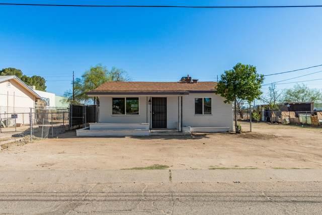 230 E Water Street, Tucson, AZ 85705 (MLS #22109027) :: The Luna Team