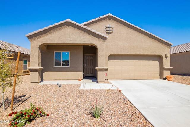 12428 W Judit Court, Marana, AZ 85653 (#22109036) :: Long Realty - The Vallee Gold Team