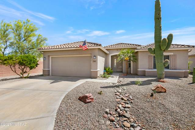 7589 W Copper Crest Place, Tucson, AZ 85743 (#22109039) :: Kino Abrams brokered by Tierra Antigua Realty