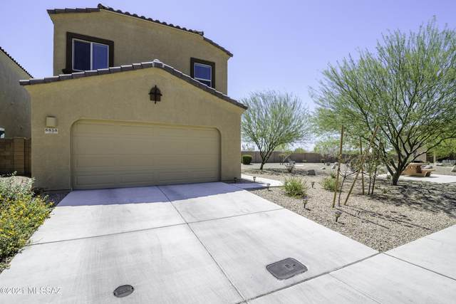 8858 E Abrams Loop, Tucson, AZ 85710 (#22109055) :: Keller Williams