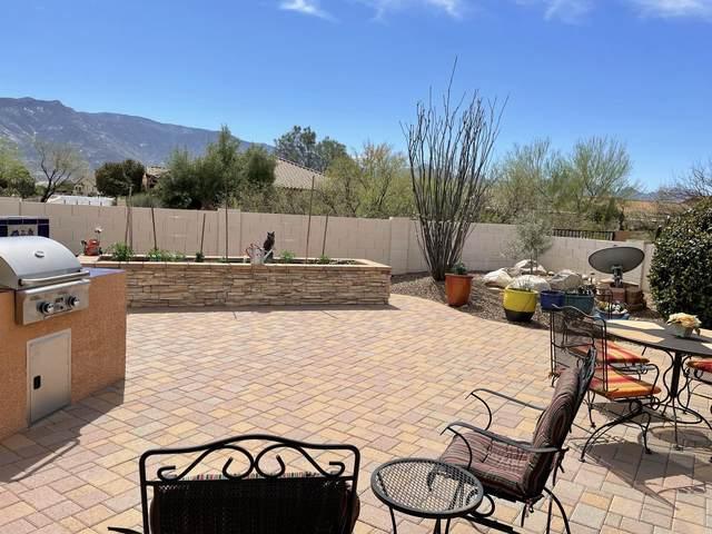 39549 S Moonwood Drive, Tucson, AZ 85739 (MLS #22109064) :: My Home Group