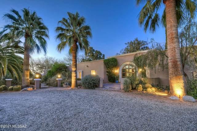 860 W Ina Road, Tucson, AZ 85704 (MLS #22109074) :: The Property Partners at eXp Realty
