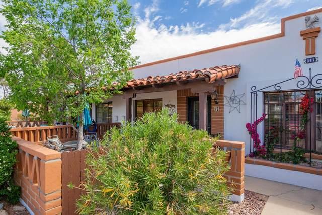 317 S Paseo Sarta B, Green Valley, AZ 85614 (#22109084) :: Kino Abrams brokered by Tierra Antigua Realty