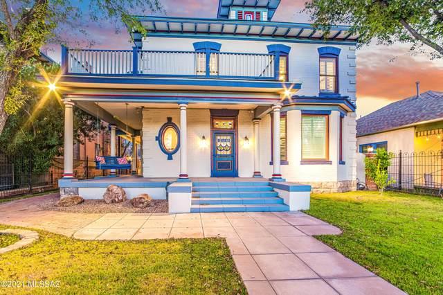 509 S 6th Avenue, Tucson, AZ 85701 (#22109099) :: Long Realty Company