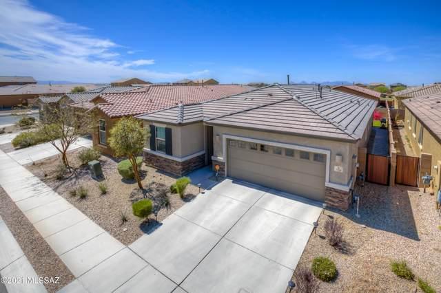 7168 S Paseo Monte De Oro, Tucson, AZ 85756 (#22109114) :: The Josh Berkley Team