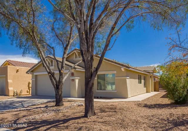 7915 W Sacramento Hill Drive, Tucson, AZ 85743 (#22109115) :: Kino Abrams brokered by Tierra Antigua Realty