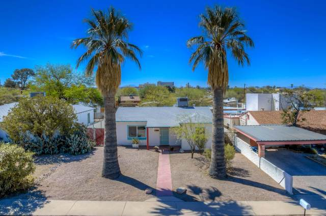 1634 E Silver Street, Tucson, AZ 85719 (#22109118) :: Keller Williams