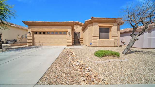 91 E Calle Del Capullo, Green Valley, AZ 85614 (MLS #22109162) :: The Property Partners at eXp Realty