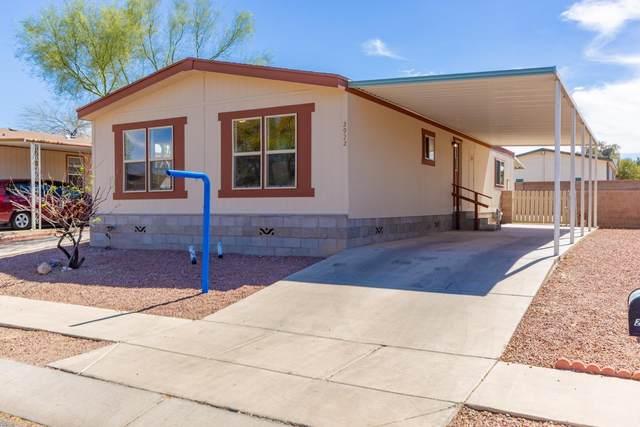 2922 E Acacia Club Lane #90, Tucson, AZ 85706 (MLS #22109169) :: The Property Partners at eXp Realty
