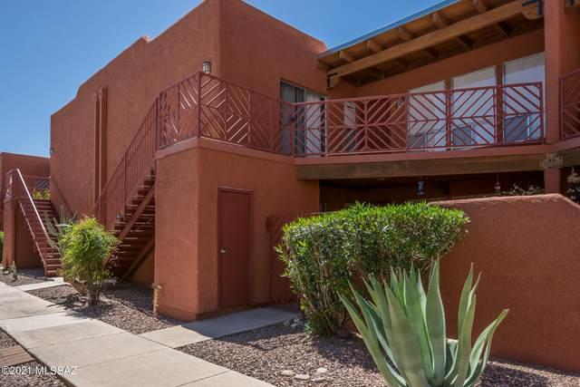 6255 N Camino Pimeria Alta #50, Tucson, AZ 85718 (MLS #22109178) :: The Property Partners at eXp Realty