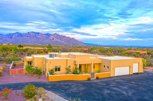 2621 W Desert Splendor Court, Oro Valley, AZ 85742 (#22109182) :: Tucson Property Executives