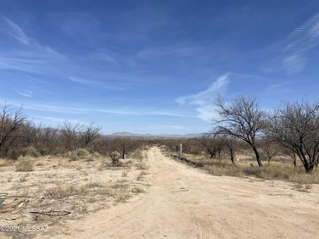 1558 N Ocotillo Road #16, Benson, AZ 85602 (MLS #22109192) :: My Home Group