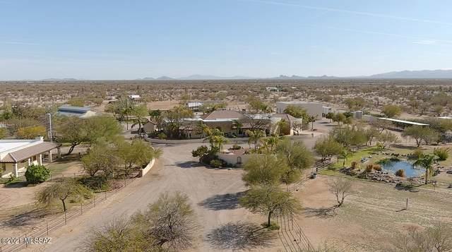 29030 E Sianna Drive, Marana, AZ 85653 (MLS #22109195) :: My Home Group