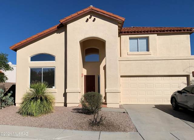 508 E Wagon Bluff Drive, Tucson, AZ 85704 (MLS #22109204) :: The Property Partners at eXp Realty