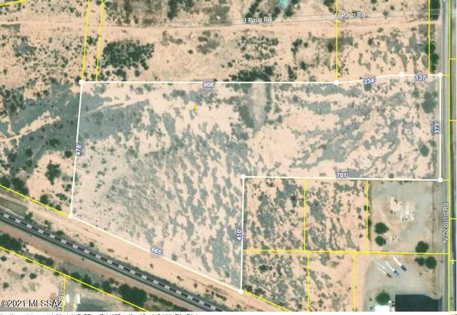 250 S Ocotillo Avenue #1, Benson, AZ 85602 (MLS #22109217) :: My Home Group