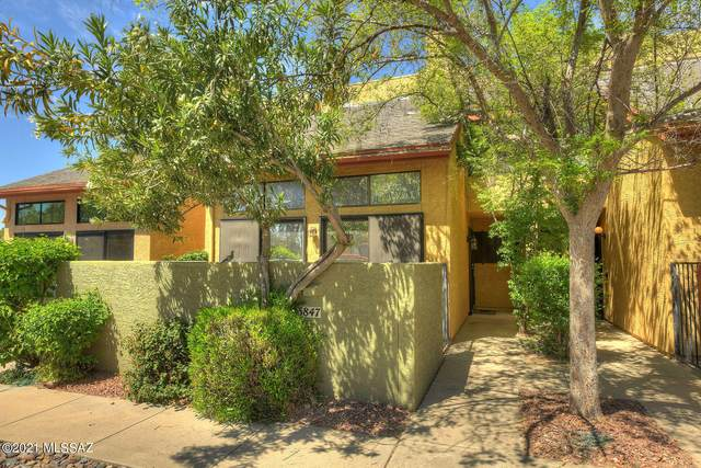3847 N Paseo De Las Canchas, Tucson, AZ 85716 (#22109220) :: Tucson Real Estate Group