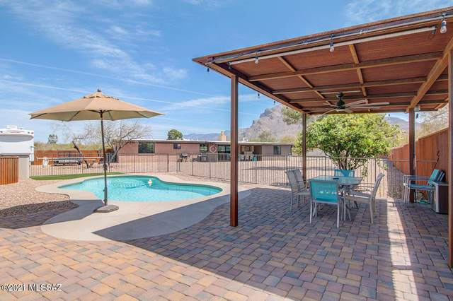 851 W Calle Ranunculo, Tucson, AZ 85704 (MLS #22109221) :: The Property Partners at eXp Realty