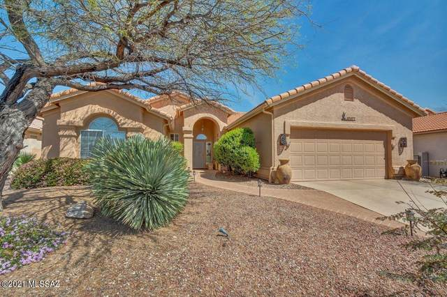 37377 S Ridgeview Boulevard, Saddlebrooke, AZ 85739 (MLS #22109239) :: My Home Group