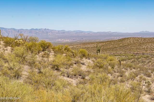 12 Parcels 513.16 Acres, San Manuel, AZ 85631 (MLS #22109246) :: My Home Group