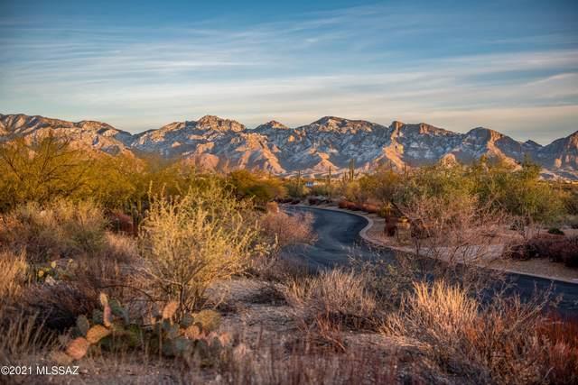 1871 W Mountain Mirage Place #149, Oro Valley, AZ 85755 (#22109253) :: Keller Williams