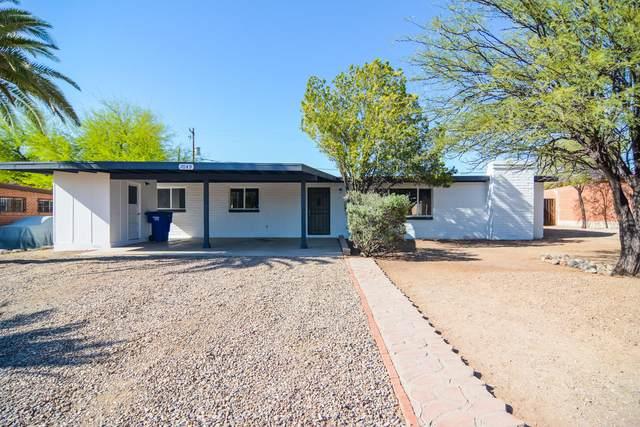 7049 E Calle Canis, Tucson, AZ 85710 (#22109257) :: Tucson Real Estate Group