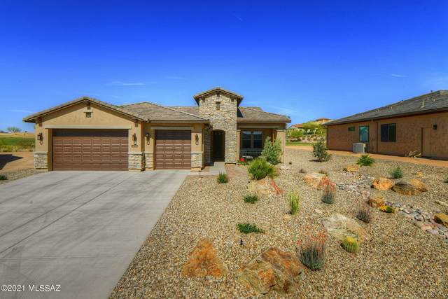 31565 S Summerwind Drive, Oracle, AZ 85623 (MLS #22109261) :: The Luna Team