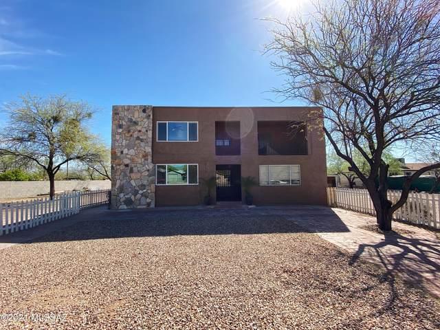 510 N Cherokee Avenue, Tucson, AZ 85745 (#22109262) :: Luxury Group - Realty Executives Arizona Properties