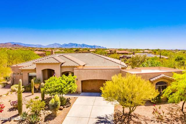 13932 N Running Brook Lane, Marana, AZ 85658 (#22109269) :: Long Realty - The Vallee Gold Team