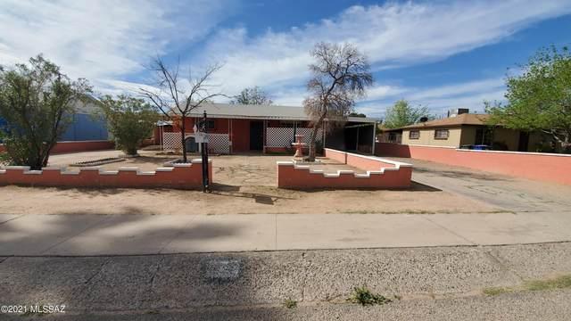 717 W Santa Paula Street, Tucson, AZ 85706 (#22109270) :: Long Realty - The Vallee Gold Team