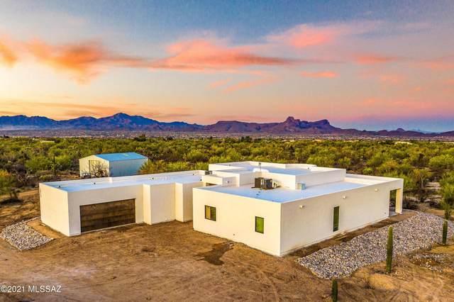 10525 N Calle Presidio De Oeste N, Tucson, AZ 85742 (#22109284) :: Gateway Partners International