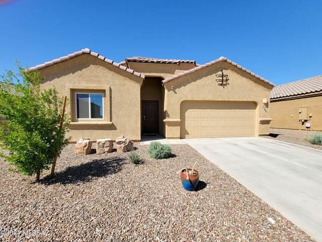 12412 W Judit Court, Marana, AZ 85653 (#22109285) :: Long Realty - The Vallee Gold Team