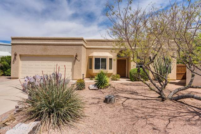 3940 N Vine Tree Place, Tucson, AZ 85719 (#22109286) :: Tucson Real Estate Group