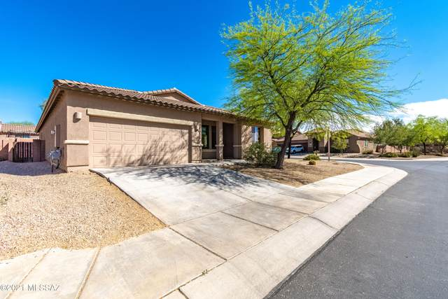 12360 N Feather Song Avenue, Marana, AZ 85658 (#22109287) :: The Local Real Estate Group | Realty Executives