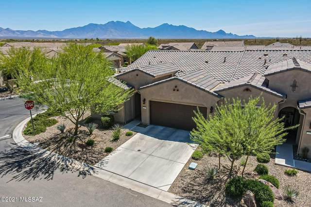 1039 N Echo Ranch Drive, Green Valley, AZ 85614 (MLS #22109298) :: The Luna Team