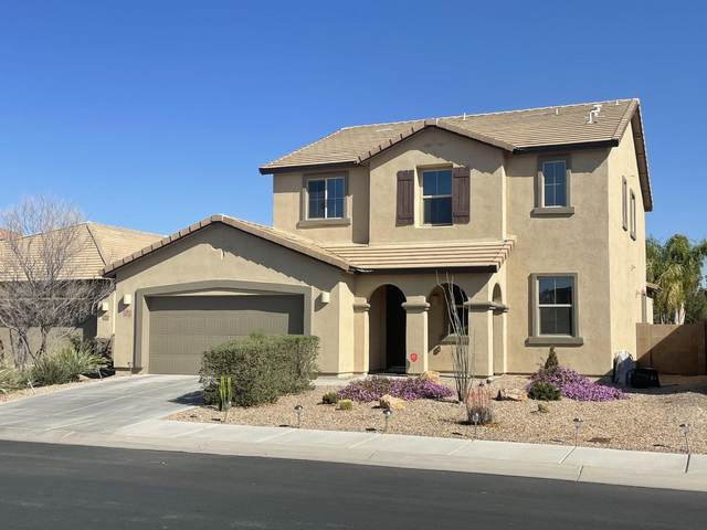 8476 N Mountain Stone Pine Way, Tucson, AZ 85743 (MLS #22109304) :: My Home Group