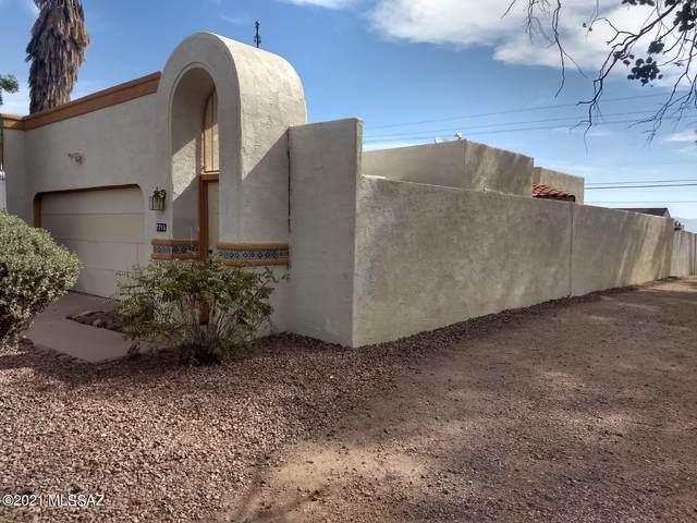 7285 S Haskins Drive, Tucson, AZ 85746 (MLS #22109307) :: My Home Group