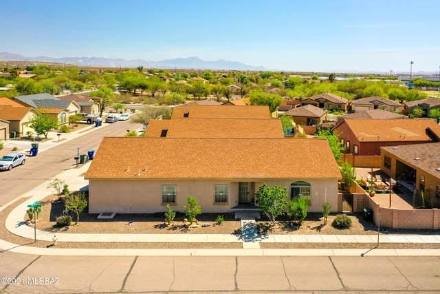 6246 S Dark Water Way, Tucson, AZ 85706 (MLS #22109311) :: My Home Group