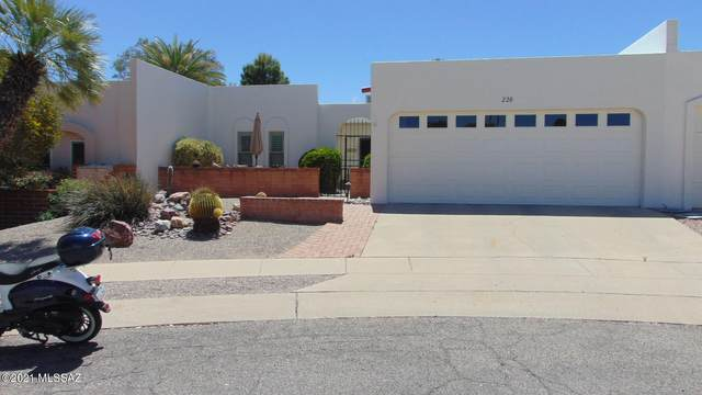 220 E Placita Del Iris, Green Valley, AZ 85614 (MLS #22109313) :: My Home Group