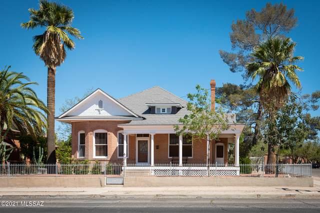 647 S 4Th Avenue, Tucson, AZ 85701 (#22109314) :: The Josh Berkley Team