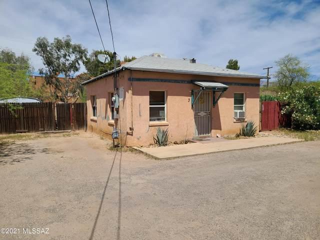 371 E Calle Arizona, Tucson, AZ 85705 (#22109317) :: Luxury Group - Realty Executives Arizona Properties