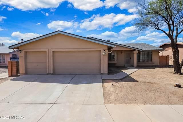 1781 W Arroyo Vista Drive, Tucson, AZ 85746 (MLS #22109324) :: The Property Partners at eXp Realty
