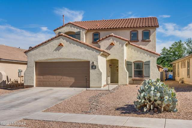 19 W Calle Priscal, Sahuarita, AZ 85629 (#22109327) :: Tucson Property Executives